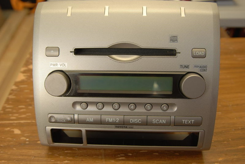 For Sale: 6cd Non JBL HU-008.jpg