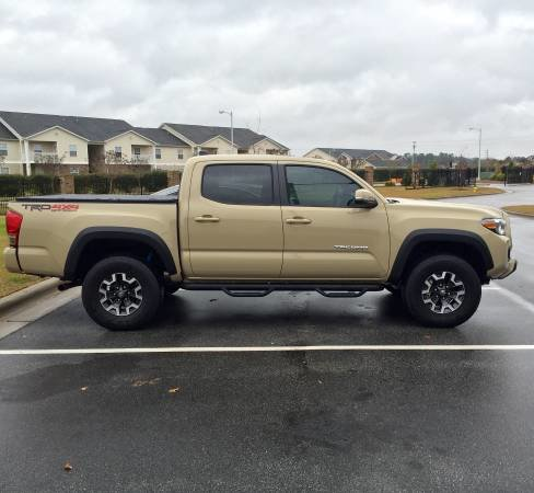 Fs North Carolina 2016 Quicksand Trd Offroad 4x4
