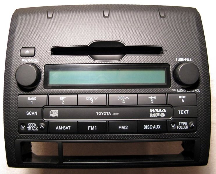 FS-2009 OEM HU/single-CD/MP3&WMA/AuxIn-1.jpg