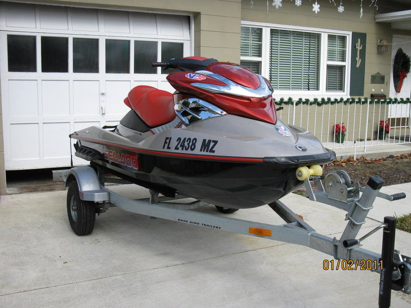Seadoo 2005 Rxp manual