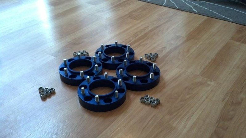 "fs: spidertrax 1.25"" wheel spacers...2k miles on them-2012-09-28_17-08-56_870.jpg"