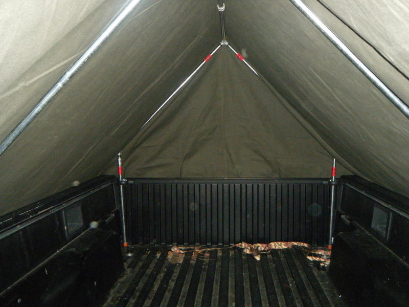 Diy Military Style Truck Bed Tent Under 300 Tacoma World