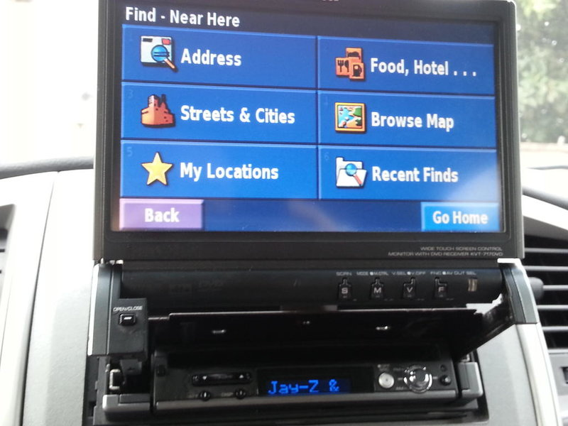 Kenwood KVT-717DVD 7 inch Car DVD Player Wth integrated GARMIN GPS.-20130318_170028.jpg