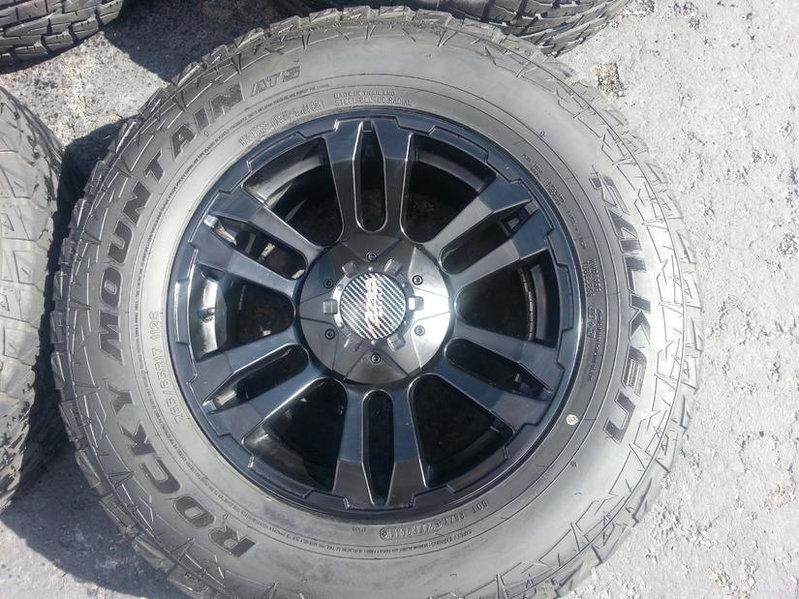 For Sale: MB TKO Rims & Falken Rocky Mountain tires-20130413_155149.jpg