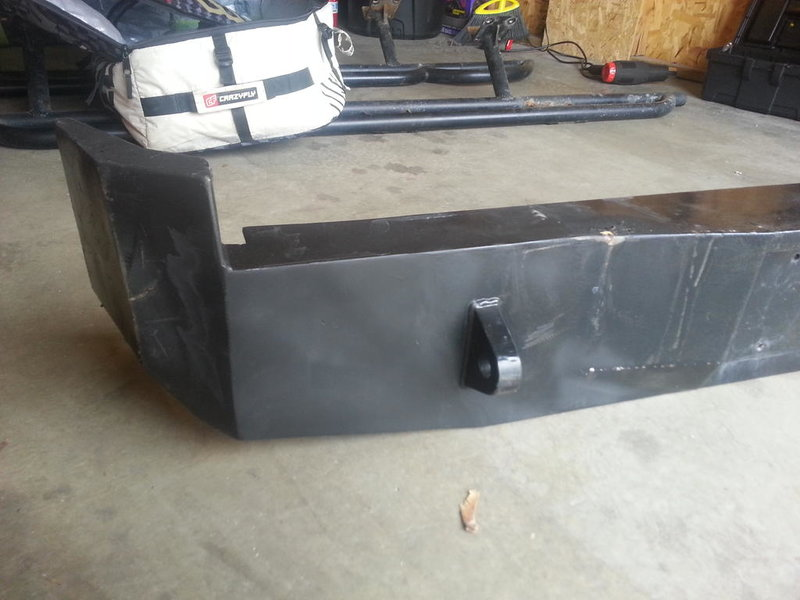 Plate Bumper For Sale (Utah) 0-20130416_135834.jpg