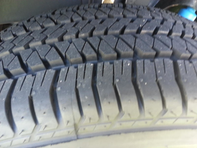 WTT: TRD sport wheels with dunlop tires (stock) for aftermarket wheels and tires-20130715_175934.jpg