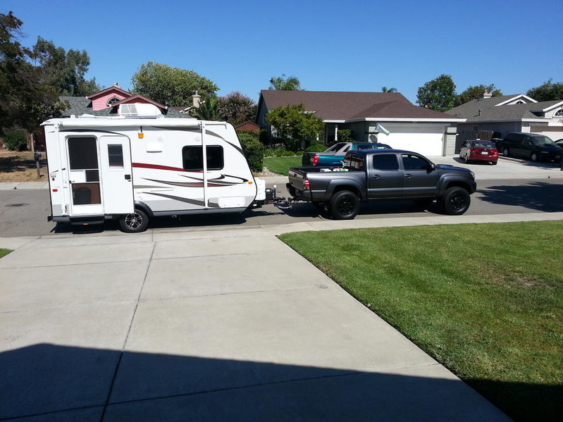 Tacoma Travel Trailer Towng:  Read If You Consider Buying An RV-20130823_155212.jpg