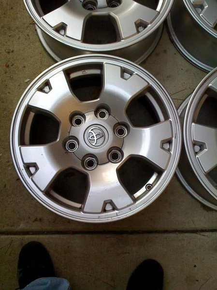 "FS: Four 05+ TRD Off Road 16"" Wheels-4.jpg"