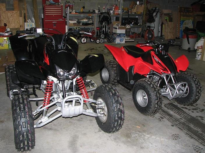 Sport / Mud ATV riding near Houston!-400ex-90ex-07s-004.jpg