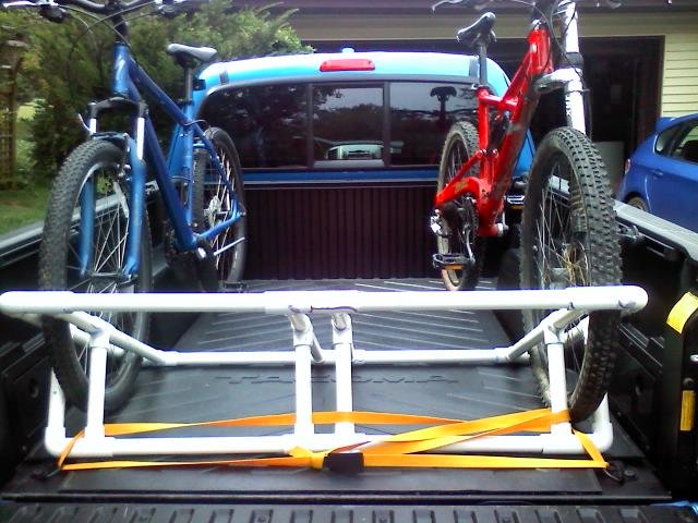 Bike Racks For Trucks 2004 Toyota Tacoma Bike Rack jpg