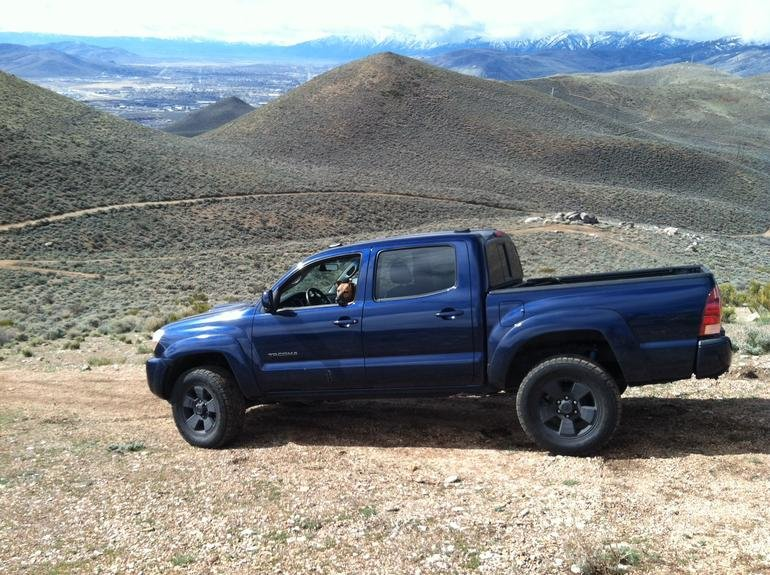 What would you do. Guy offered his Tundra for my Tacoma-daisy-testing-out-4wd.jpg