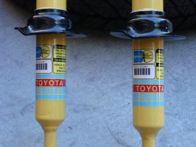 WTS: 265/65/17 Dunlop AT20's and Stock TRD Shocks-dsc03971.jpg