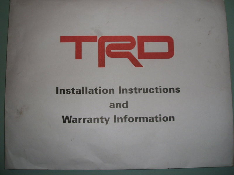 TRD supercharger Warranty and stickers-dscf2045.jpg