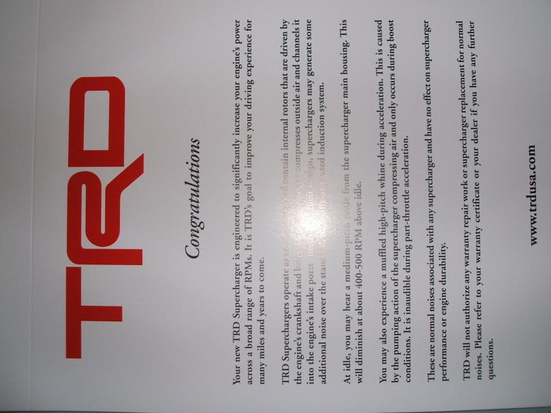 TRD supercharger Warranty and stickers-dscf2052.jpg
