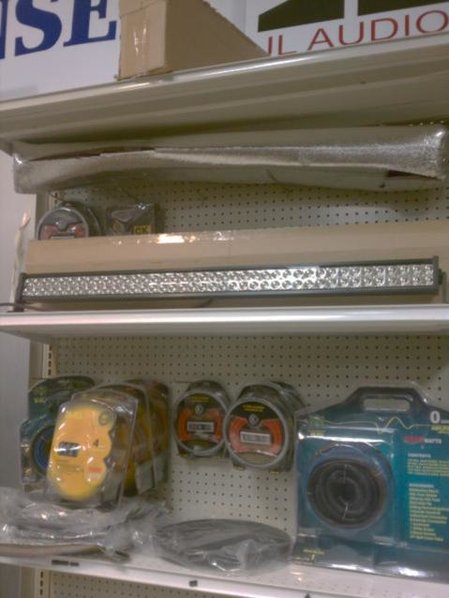 "12"" Double Row LED OFF-ROAD Bar BNIB 72Watts & 5,040 Lumens for sale in HOUSTON,TX-imag1637.jpg"