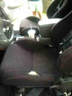 Black bucket racing seats 350$ Gainesville, Ga-imageuploadedbytapatalk1377249273.397890.jpg