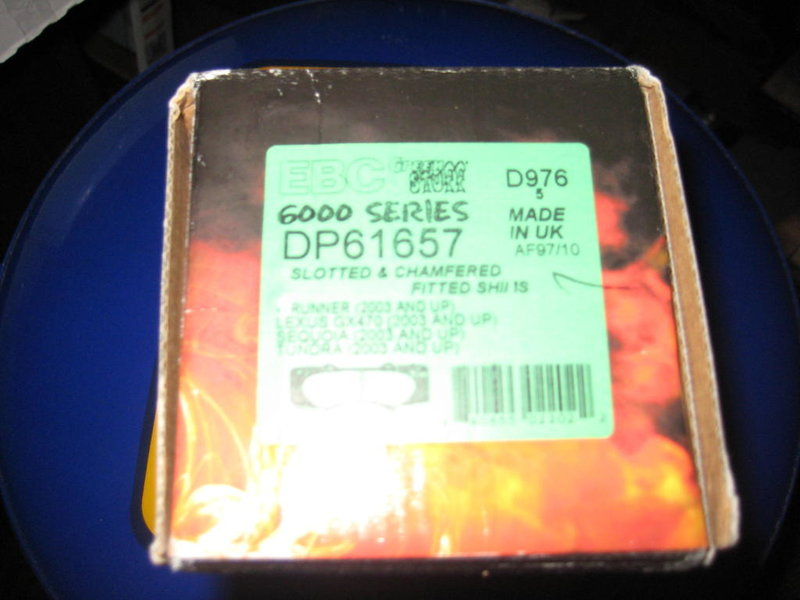 FS: 2nd Gen: EBC Brake Pads + Factory 6 Disc + Scosche Radio Kit-img_2923.jpg