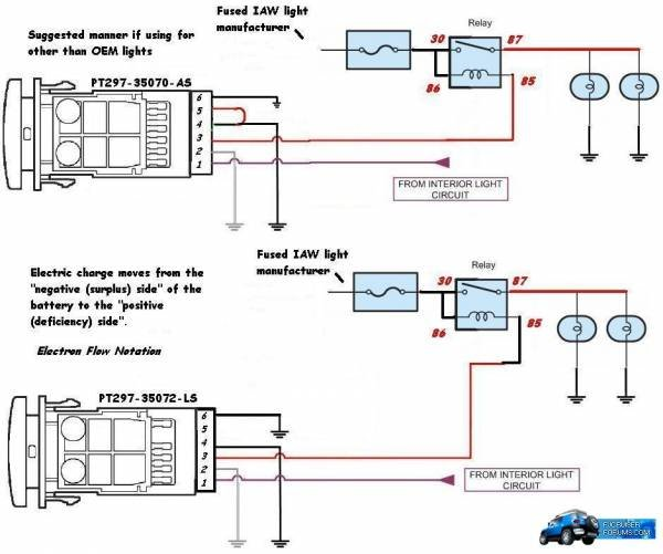 Need Oem Fog Light Switch Wiring Diagram Tacoma World