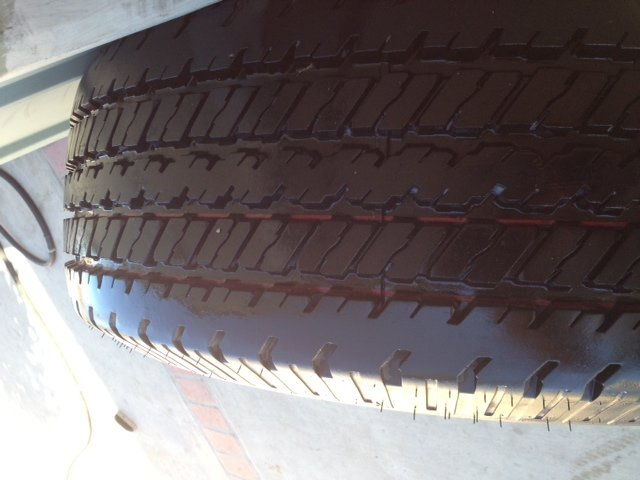 SOCAL: 255/70r16 GOODYEAR WRANGLER AP TIRE *90% TREAD*-photo-1.jpg