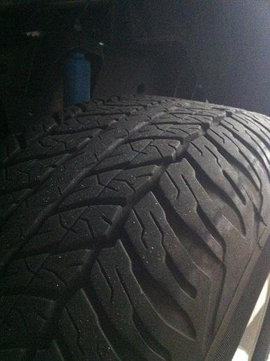 4 Stock Dunlop Grandtrek At20 265/65 17-photo-8-.jpg