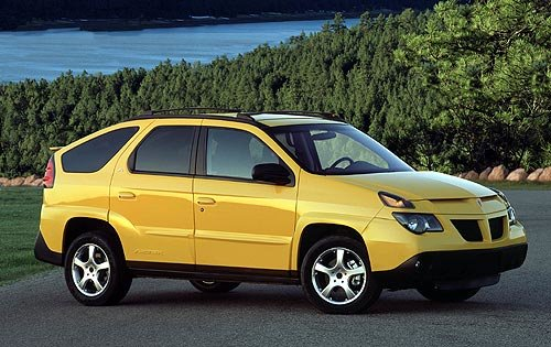 Attached Thumbnails. I saw the 2013 Tacoma...-pontiac-aztek-2.jpg