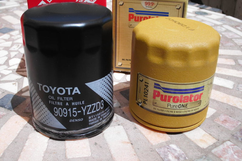 Toyota Oil Filter (Made in Thailand) vs. the competition........-purolator-filter-001.jpg