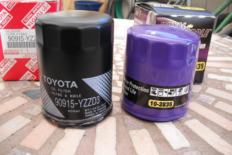 Toyota Oil Filter (Made in Thailand) vs. the competition........-royal-purple-001.jpg