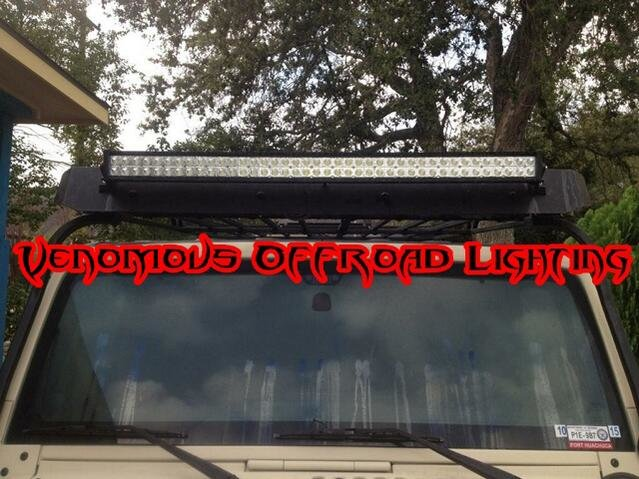 "12"" Double Row LED OFF-ROAD Bar BNIB 72Watts & 5,040 Lumens for sale in HOUSTON,TX-shawns-20jeep5.jpg"