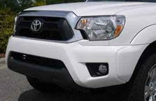 For Sale: 2013 TRD OR Chrome Grill, Front Bumper, Chrome Rear Bumper-tacofront.jpg