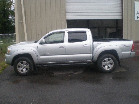For Sale: 2007 Toyota Tacoma Double Cab TRD Sport 4x4