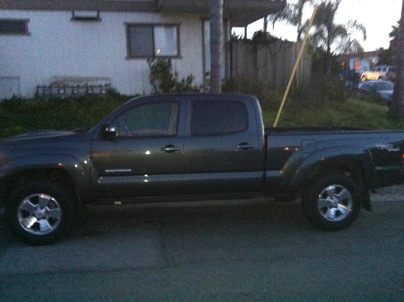 For Sale: 2012 Tacoma, Double Cab, Long Bed, TRD Sport, 20K Miles, (Orange County, CA-tacoma-outside-1.jpg