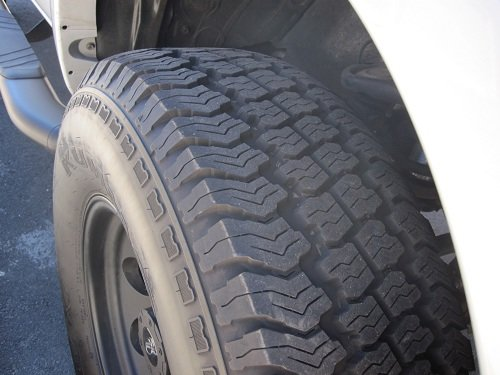 For Sale: Kumho Road Venture AT KL78-tire9.jpg