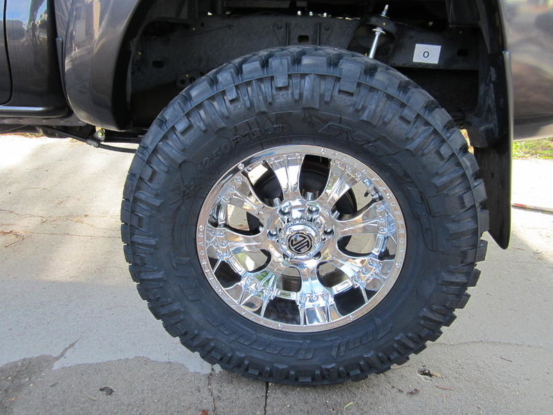 35 Quot Inch Nitto Trail Grapplers Tacoma World
