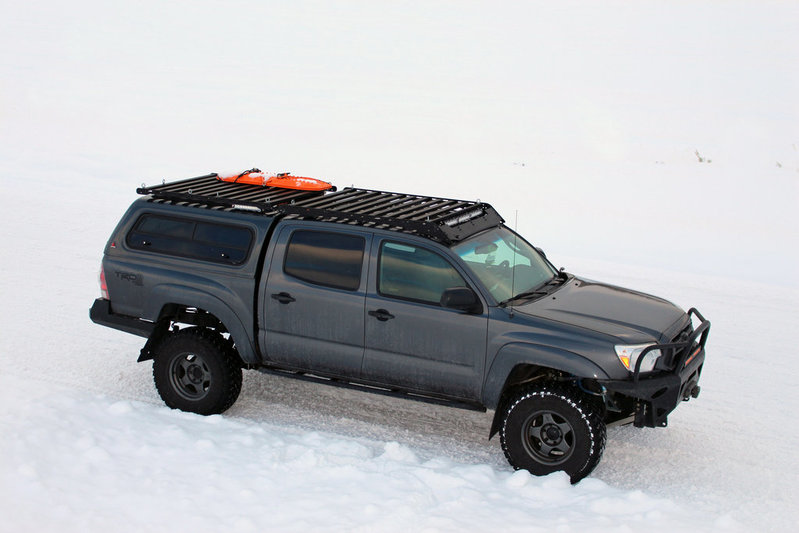 Prinsu Design Studio Roof Racks Bs Thread Tacoma World