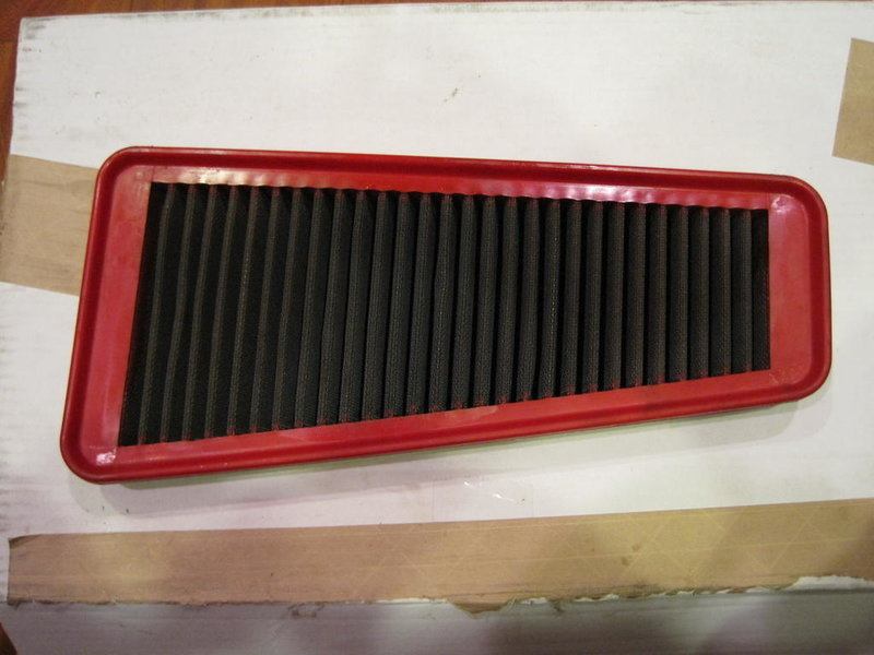 FS:  05+ TRD air filter and grey kick panels-trd-filter-top.jpg