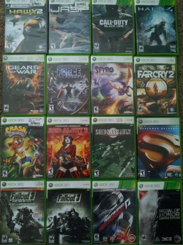 Xbox 360 for sale with 17 games-xbox4.jpg