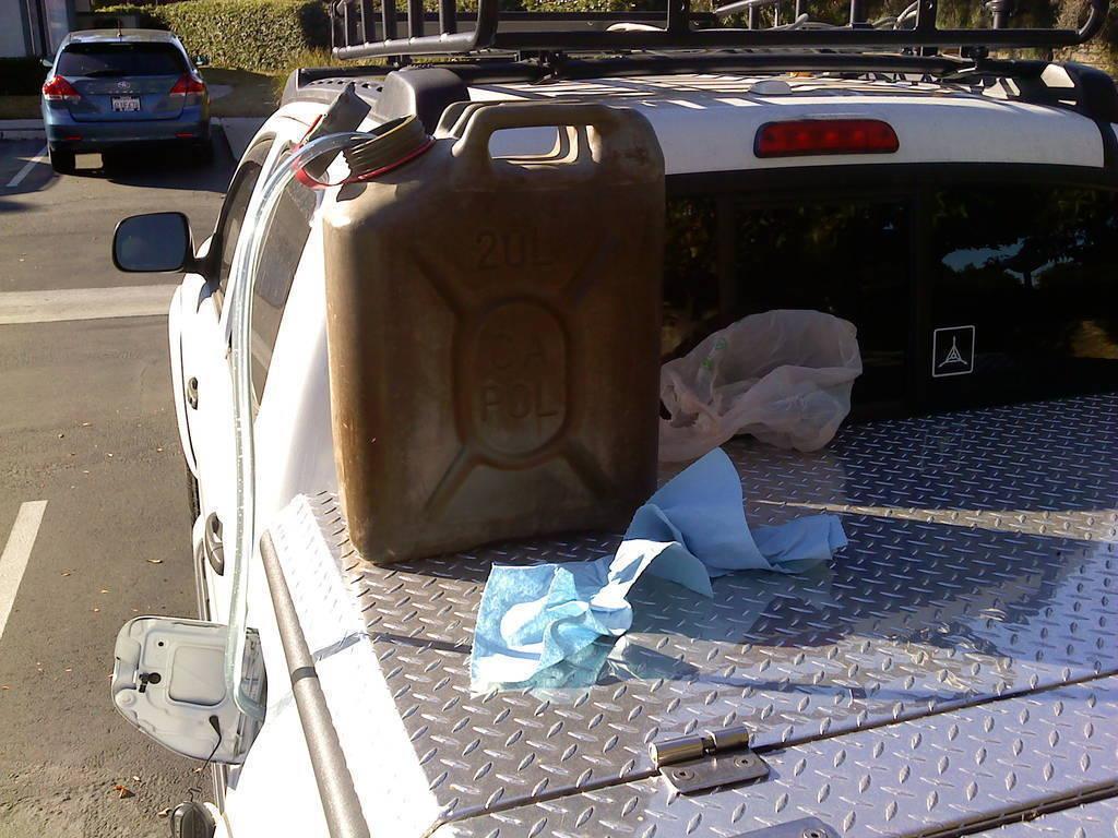 Scepter jerry can alternate spout | Tacoma World