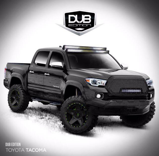 2016 Toyota Tacoma Double Cab Suspension: 1000+ Images About Everywhere Tacoma's On Pinterest