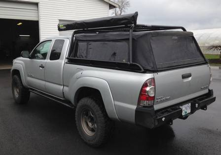 Canadian Made Bed Rack Tacoma World Forums