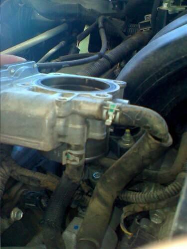 Throttle Body Bypass Mod | Tacoma World