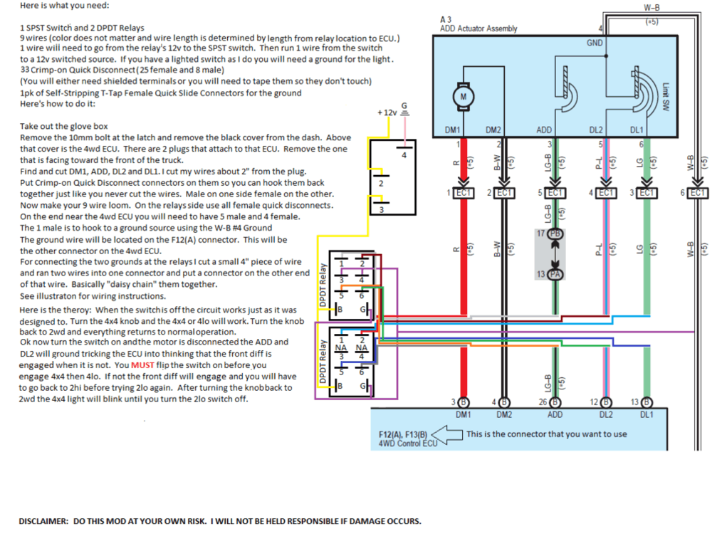 Warn X8000i Wiring Diagram
