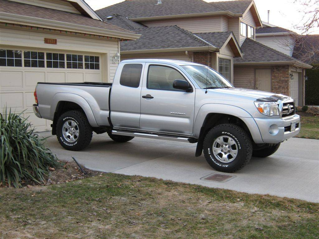 toyota tacoma 2 inch lift Car Tuning