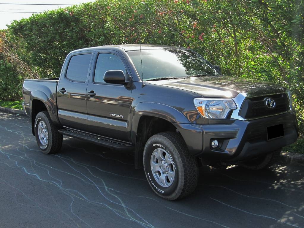 Nerf Bars Running Boards Side Steps Tacoma World