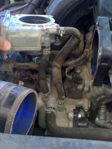 Throttle Body Bypass Mod   Tacoma World