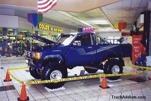 1987 Toyota 4x4