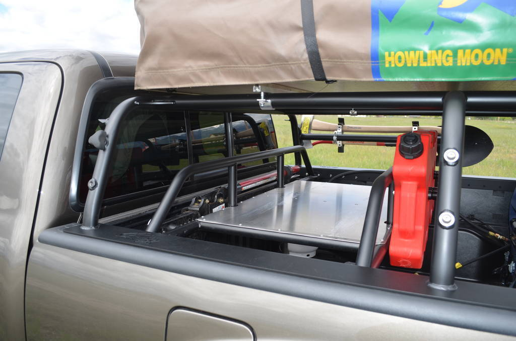 All Pro Expedition Series Pack Rack Tacoma World