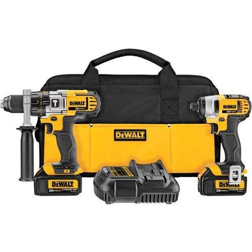 DeWalt DCK290L2 2-tool kit