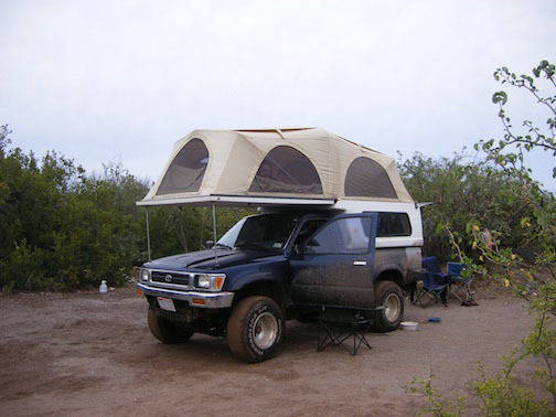 Show us yor 1st gen Tacoma camping pics. - Tacoma World Forums