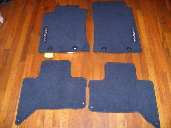 Tacoma Floor Mats