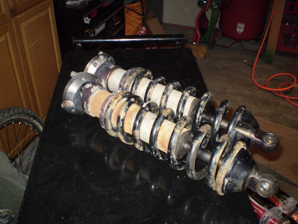 Donahoe Racing 2 5 Coilovers Tacoma World